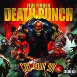 Cd Five Finger Death Punch Got Your Six [explicit Content]
